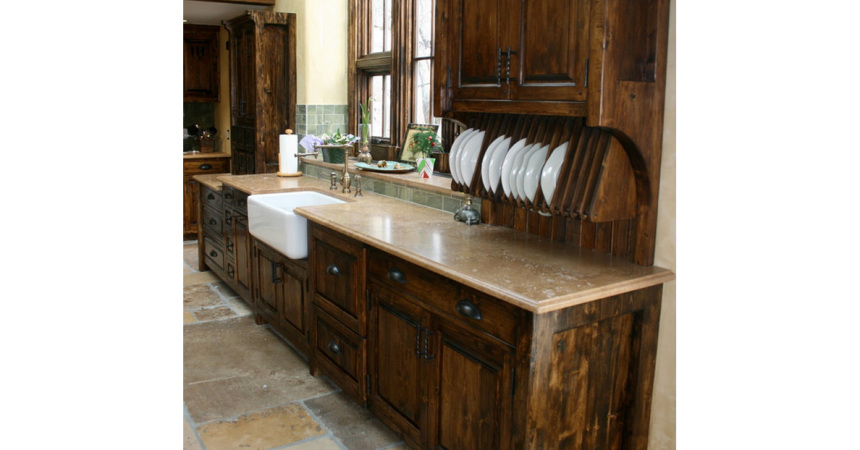 CT kitchen by PTACEK Home